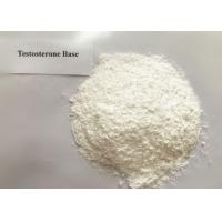 China Raw Anabolic Powder Testosterone Base Muscle Building Steroid  58-22-0 on sale