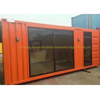 Quality Light Steel Framing Prefab Container House 20 Feet Steel Structure wholesale