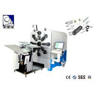 Quality 8mm 16 Axes Cam-Less CNC Control Spring Bending Machine with High-Efficiency wholesale