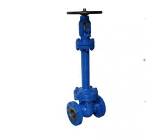China API600 ANSI Resilient Bellows Sealed Gate Valve Attrition Resistant on sale