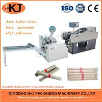 China Automated Noodle Stick Pack Packaging Machine With Bundling And Outputting on sale