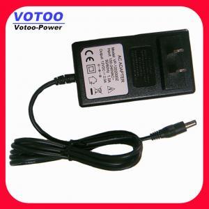 Quality USA Plug 24W 12V 2A AC DC Power Adapter For 5050 3528 LED Strip wholesale
