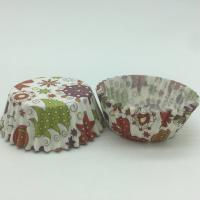 Quality Rose Pattern Mini Greaseproof Cupcake Liners Baking Cups Prime Pantry Bake Set wholesale