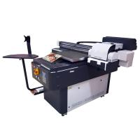 Buy cheap Multi Function 6090 UV LED Flatbed Printing Machine Equipment New Design from wholesalers
