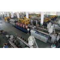 Quality Double Wall Corrugated Pipe Production Line For HDPE / PP / PVC Pipe wholesale