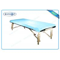 Quality Surgical Non Woven Bed Sheets Apply on Hospital Exam Tables or Stretchers wholesale