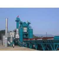 Buy cheap 2000KG Mixer Capacity 50mm Rockwool Asphalt Mixing Plant With Nomex Bag product