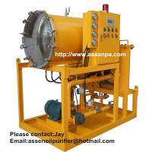 China ASSEN CST Coalescence-separation Turbine Oil Purifier,Fuel Oil Purifier machine on sale