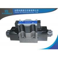 Quality Pilot Operated Directional Control Valve , Two Way Hydraulic Flow Control Valve  wholesale