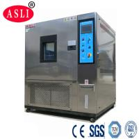 Quality Fast Heating Cooling Rapid Rate Climate Temperature Cycling Chamber SUS 304# Stainless Steel wholesale