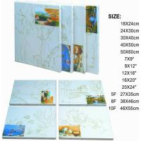 Quality Premier Art Painting Canvas For Printing 100% Natural Cotton Paulownia Or Fir Wood wholesale