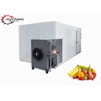 China 24KW Industrial Fruit Vegetable Hot Air Dryer Machine on sale