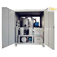 Quality Weather-Proof (Enclosed Type) Vacuum Dielectric Oil Filtering Unit and Transformer Oil Purification Machine ZYD-W wholesale