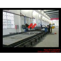 Quality Standard CNC Flame Cutting Machine 9 Strip Cutting Torches And 2 Flame Cutting Torches wholesale