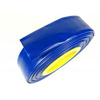 Cheap Flex PVC Layflat Hose Pipe Good Flexibility Water Delivery Hose Pipe for sale
