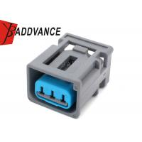 Quality 3 Way Sealed Female Ignition Coil Connector Grey Color For Ford 1W7T-14A464-MA wholesale