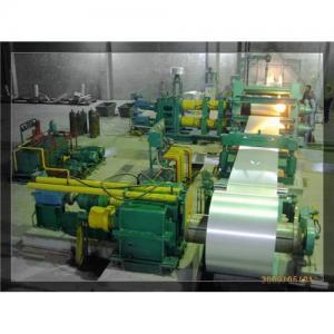 China Supply aluminum ingot cast rolling machine on sale