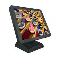 Quality 17 Inch Black Color Pos Cash Register Full Flat Hospitality With Plastic Housing wholesale