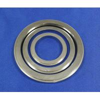 China High Hardness Cobalt Chrome Alloy Exhaust Valve Seat Mechanical Seal Replacement Ring on sale