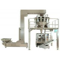 Quality Low Noise VFFS Automatic Packaging Solutions For Flower Fertilizer / Dry Powder wholesale