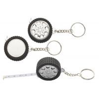 Quality keyring with tape measure wholesale