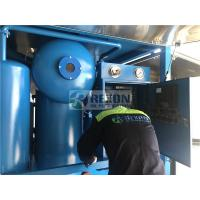 China Well Sealed Type 9000LPH Dielectric Oil Purifier Machine for Onsite Transformer Oil Maintenance on sale