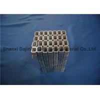 Quality N35 Permanence Special Magnets , Block Magnets With A Hole Inside Like Runway wholesale