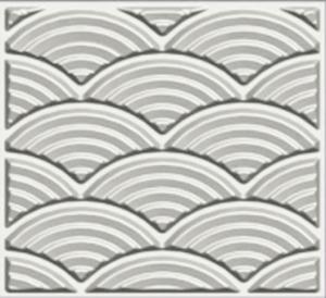 Cheap Fiberglass 3D Wall Panels TV Background Wallpaper Foam Sandwich Panels for for sale