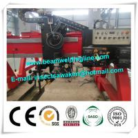Quality Steel Structure Horizontal Box Beam Production Line H Beam Welding Machine wholesale
