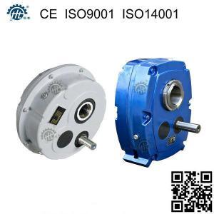 China HXG-Bonfiglioli TA and HXGF-Fenner SMSR Sumitomo HSM shaft mounted gear speed reducer on sale