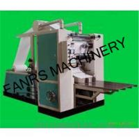 China Foil Sheet And Pop Up Foil Sheet InterFolding Production Line For Food Packaging on sale