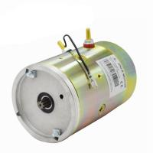 Quality 2.0kw Hydraulic High Power 12v Dc Motor 2800Rpm CW Rotation 6N.M Torque wholesale