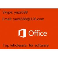 Quality 100% online activation Microsoft Office 2013 Professional key 32/64 Bit for 1 PC wholesale