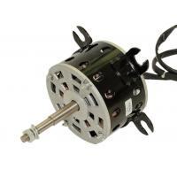 Quality 1350RPM / 100w Axial Fan Motor Single Phase Motors For Air Conditioner , 115V 6 Poles wholesale