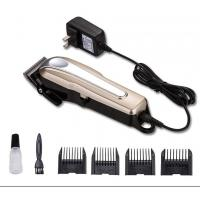 Quality MGX1012 Rechargeable Type Cut Hair Electric Lithium Battery Operated Cordless Hair Clipper Professional Barber wholesale