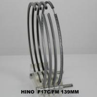 Quality Selega HINO F17C Stainless Steel Piston Rings Set , High Performance 13011-3150A wholesale