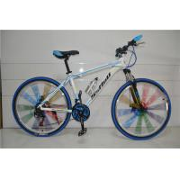 Buy cheap EN standard 140 spokes 26 inch alloy mountain bike/bicicle MTB with Shimano 21 speed from wholesalers