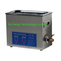 Quality Benchtop Stainless Steel Ultrasonic Cleaner wholesale