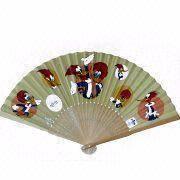 China Craft Fan, Paper Fan, Promotion Fan on sale