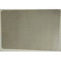 Nontoxic battery Metal Mesh Electrode Corrosion Resistance Low Density for sale