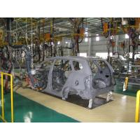 Quality Production Assembly Line In Automotive Industry , Car Manufacturing Assembly Line wholesale