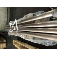 China ASTM B466 C70600 O61 Copper Nickel Pipe Corrosion Resistance 88.9 X 5.49MM on sale