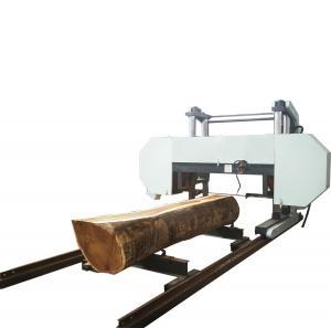 Quality Big Size Horizontal Wood Cutting Band Saw Machine,Heavy Duty Log Sawing Mill wholesale