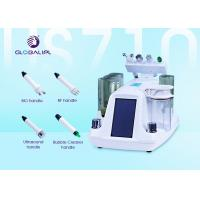 China 5 Handles Facial Oxygen Jet Peel Beauty Equipment Facial Oxygen Therapy Machine on sale