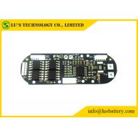 China Electric Circuits PCB LiFePO4 Battery Packs3S Protect Board 18650 11.1V BMS PCM 3S 6A on sale