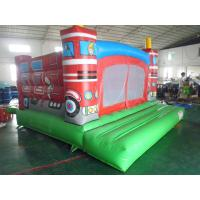 Quality New Design Kids Outdoor Commercial Bouncy Castles Cast Pirate Inflatable Bouncer House wholesale