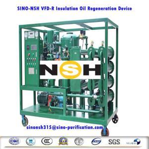 China Transformer Oil Regeneration Machine Insulation Oil Purifier  Transformer Oil Filter Oil Purification on sale