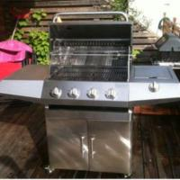 China Stainless Steel 6-burners Bbq Gas Grills (au-2a4s) on sale