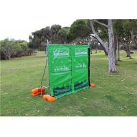 China Acoustical Fence Portable Soundproof Fence 40dB on sale