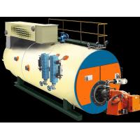 Quality Electronic Ignition Condensing Steam Boiler Low Consumption Energy Saving Integrated Design wholesale
